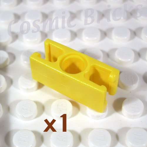 LEGO Yellow ZNAP Beam 3, 1 Hole (single,N)