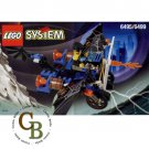 LEGO 6495 Instruction Booklet (Time Tunelator)