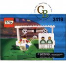 LEGO 3419 Instruction Booklet (Precision Shooting)
