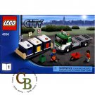 LEGO 4206 Instruction Booklet (Recycling Truck)