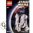 LEGO 8009 Instruction Booklet (R2-D2™)
