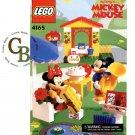 LEGO 4165 Instruction Booklet (Minnie's Birthday Party)