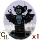 LEGO Collector Series 8 Vampire Bat minifigure (single,N)