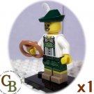 LEGO Collector Series 8 Lederhosen Guy minifigure (single,N)