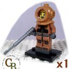 LEGO Collector Series 8 Diver minifigure (single,N)