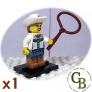LEGO Collector Series 8 Cowgirl minifigure (single,N)
