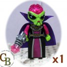 LEGO Collector Series 8 Alien Villainess minifigure (single,N)