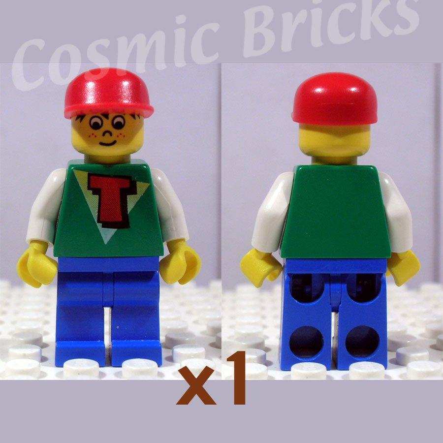 LEGO Time Cruisers Timmy Blue Legs Red Cap (single,U)