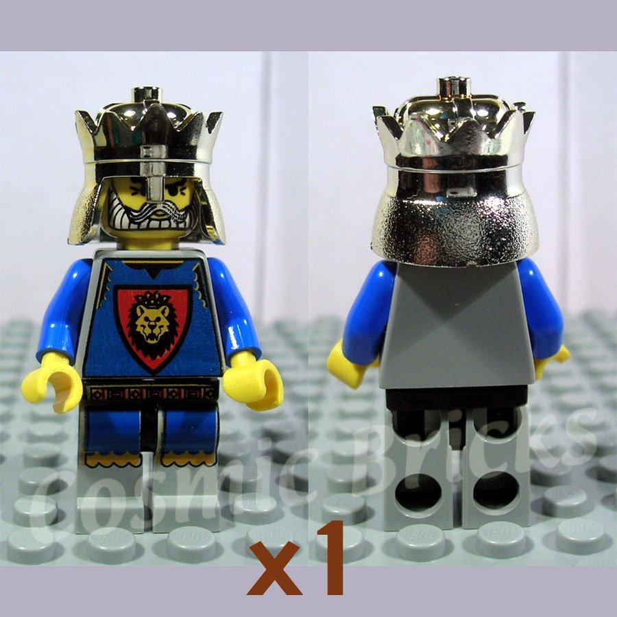 LEGO Knights Kingdom I King Leo (single,N)