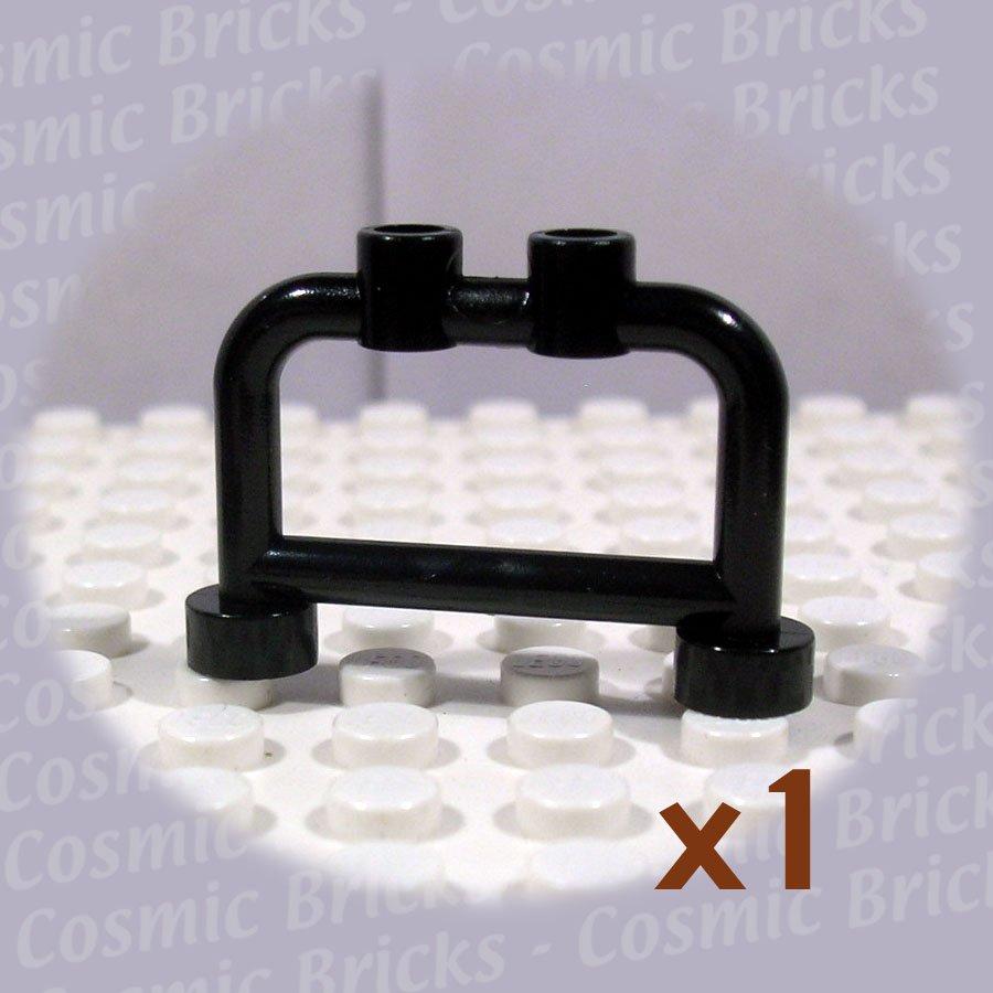 LEGO Black Bar 1x4x2 Studs 408326 4083 (single,N)
