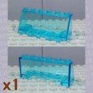 LEGO Trans-Light Blue Windscreen 2x6x2 4287016 4176 (single,N)
