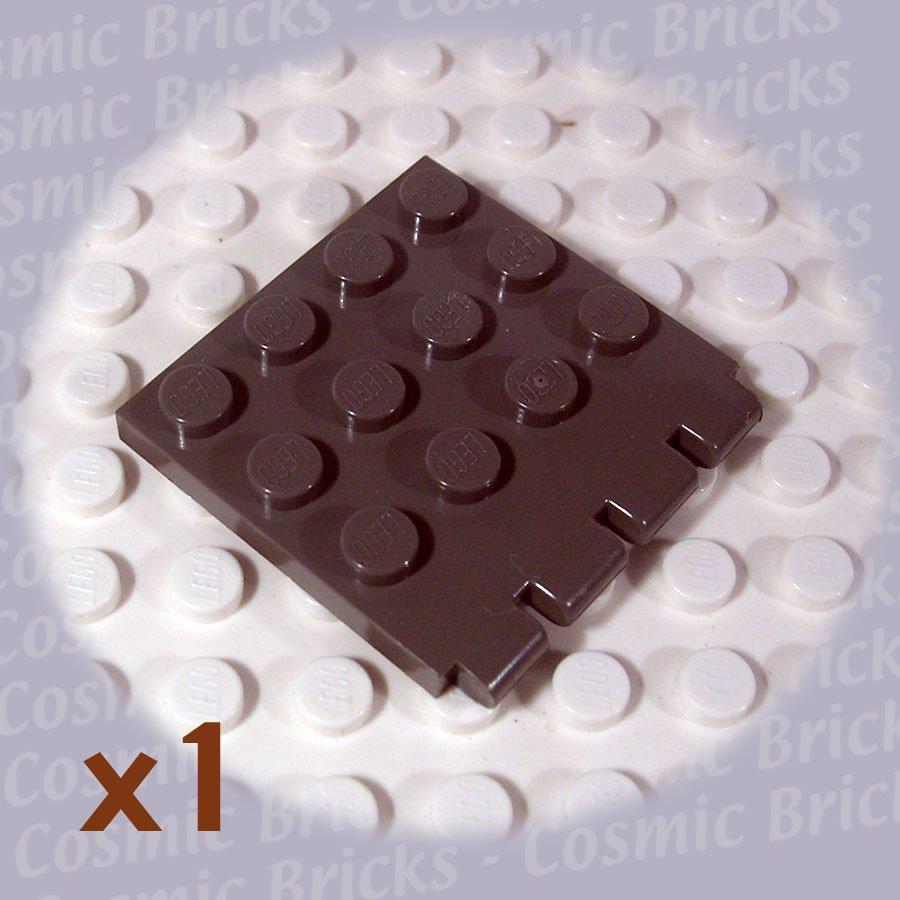 LEGO Dark Gray Hinge Vehicle Roof 4x4 4213 (single,N)