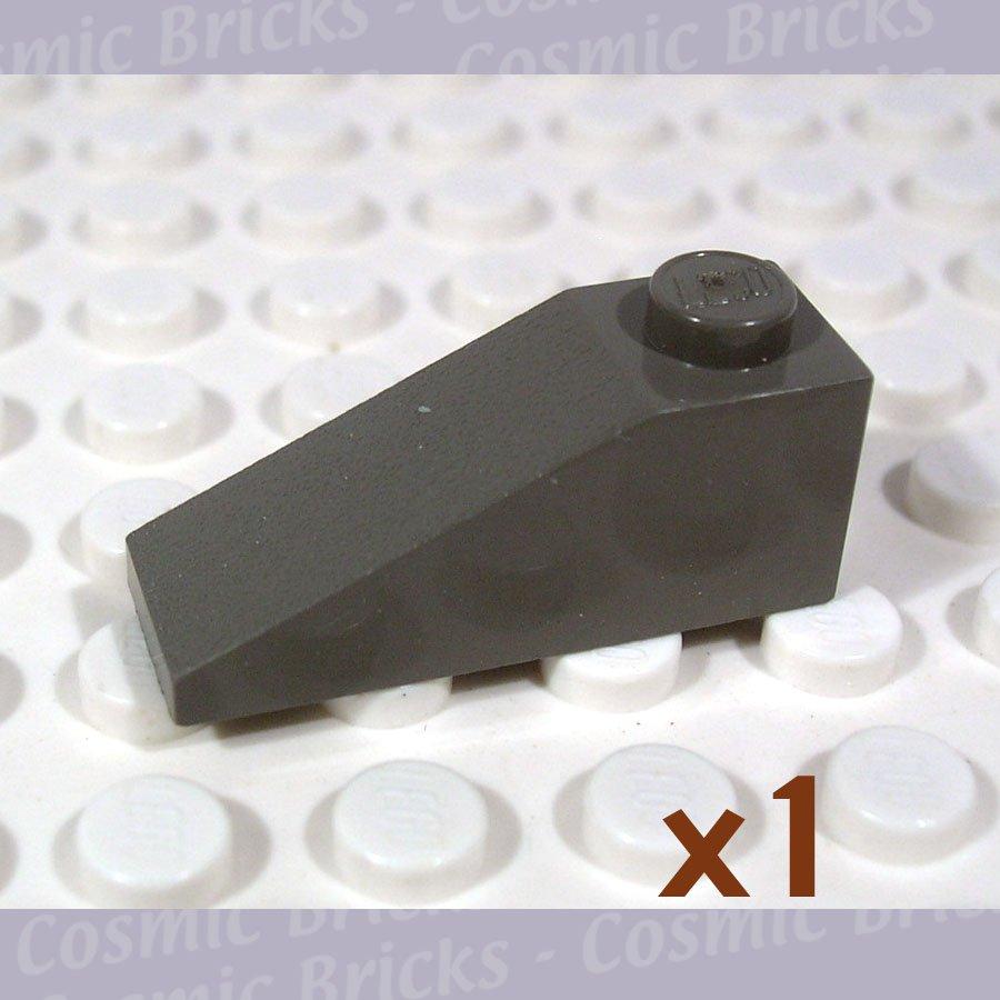 LEGO Dark Gray Slope 33 3x1 4108045 4286 (single,U)