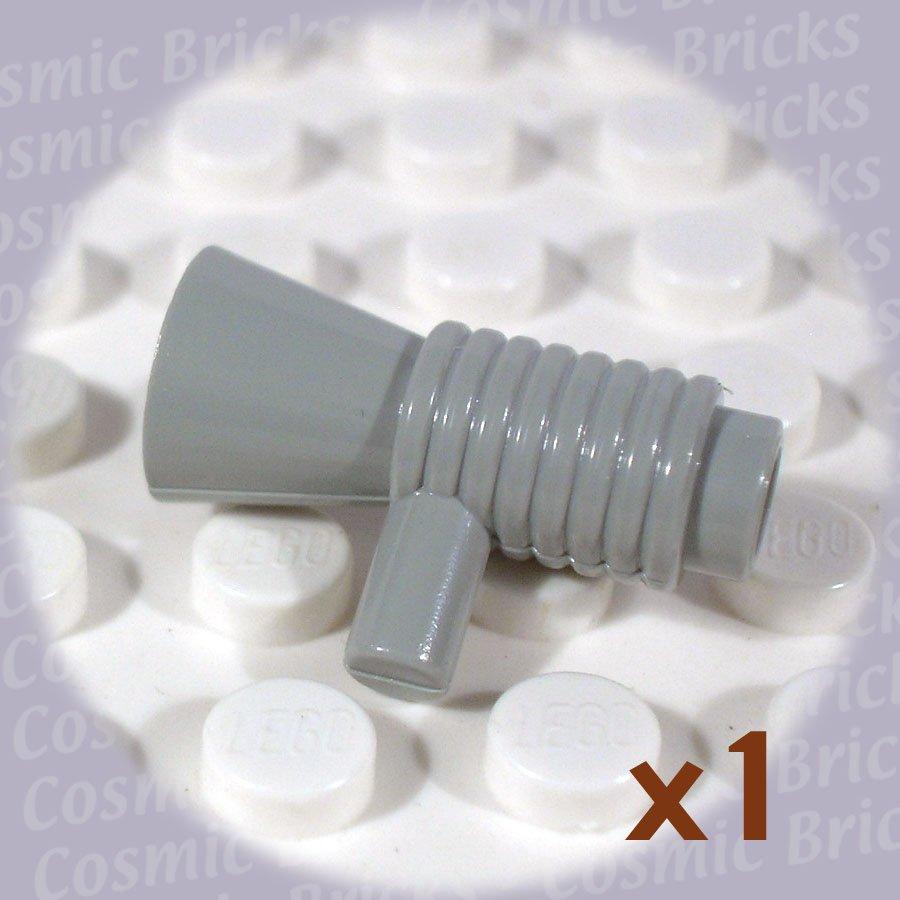 LEGO Light Gray Minifig Utensil Loudhailer 434902 4349 (single,N)