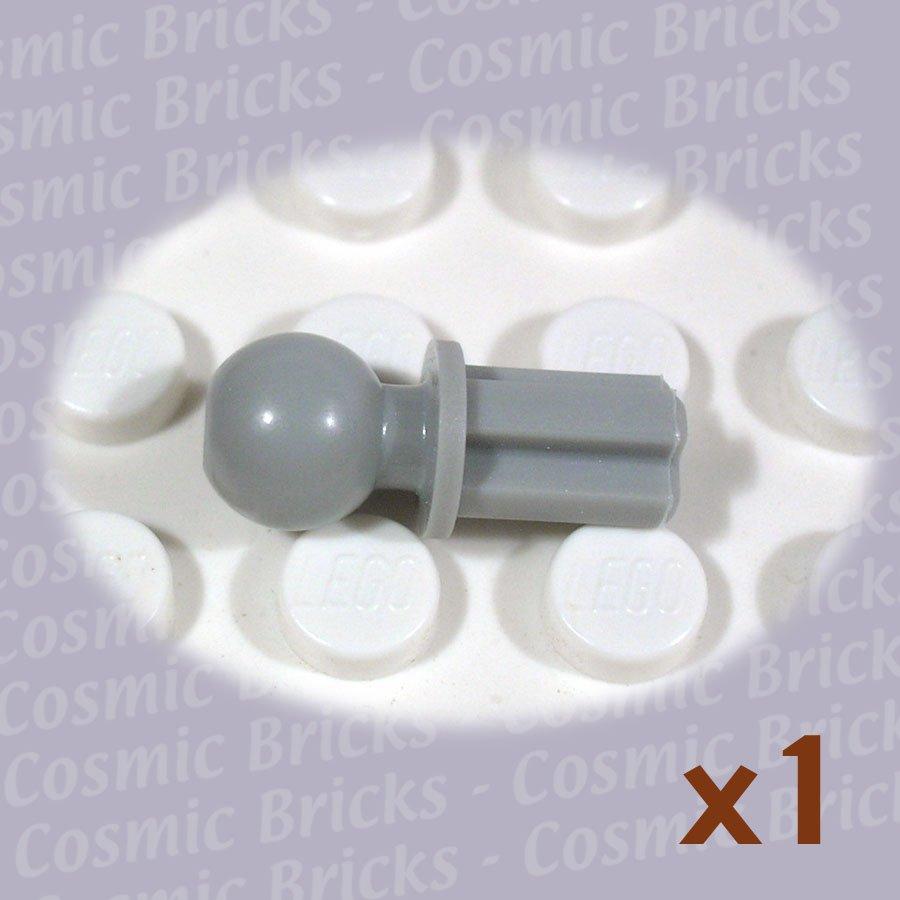 LEGO Light Gray Technic Axle Towball 273602 2736 (single,N)