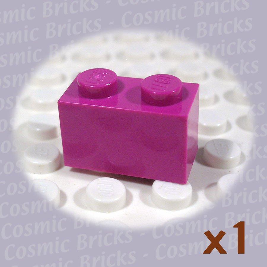 LEGO Light Purple Brick 1x2 4253807 3004 (single,N)