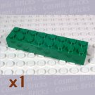 LEGO Dark Green Brick 2x8 4513287 3007 (single,N)