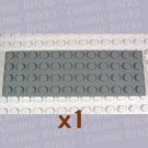 LEGO Light Gray Plate 4x12 302902 3029 (single,N)