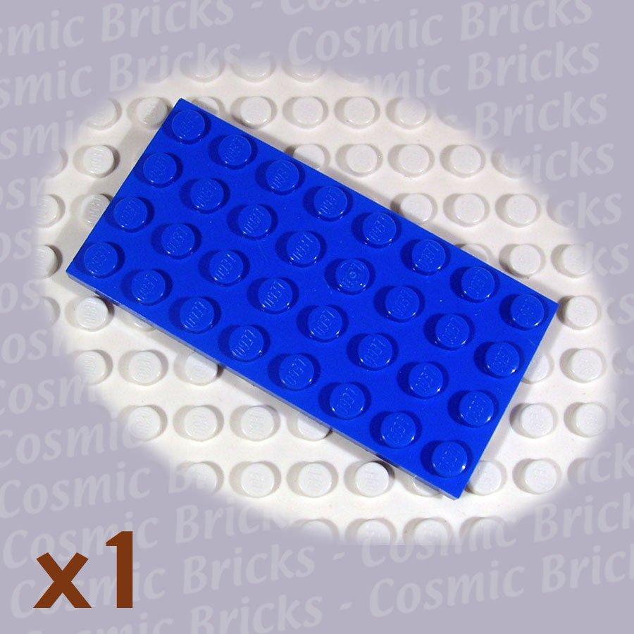 LEGO Blue Plate 4x8 303523 3035 (single,N)