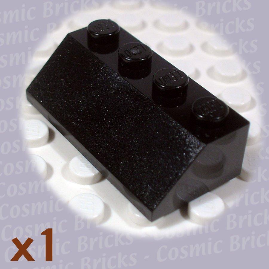 LEGO Black Slope 45 2x4 303726 3037 (single,N)