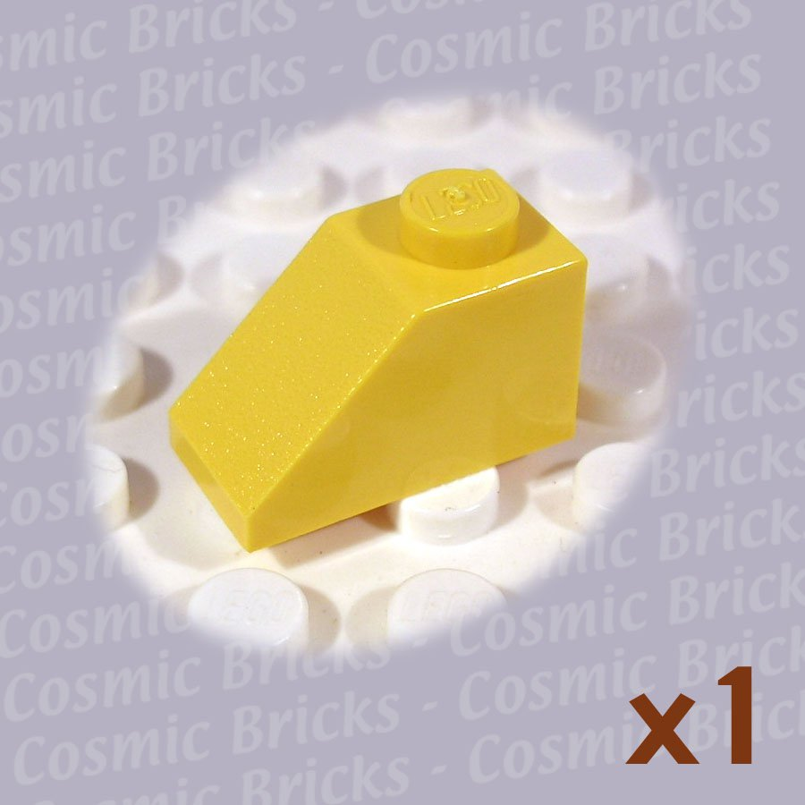 LEGO Yellow Slope 45 2x1 4121965 3040 (single,N)