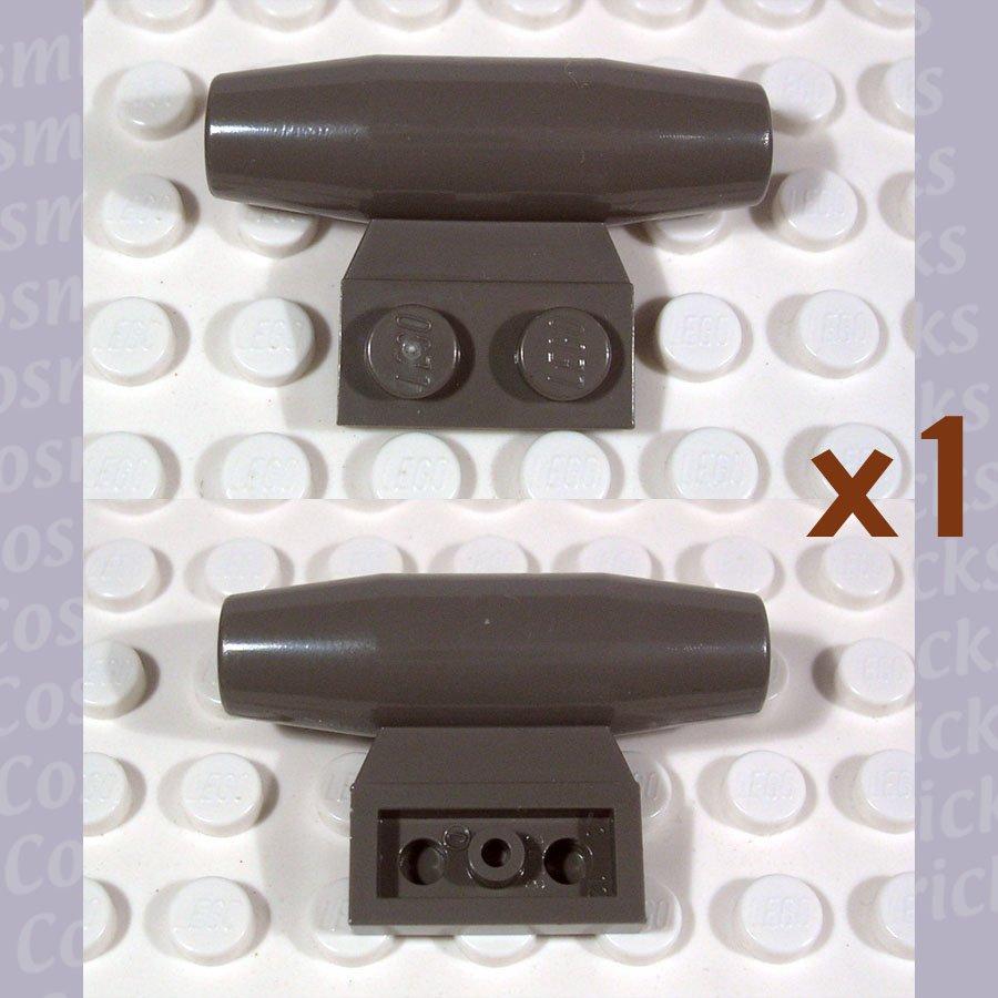 LEGO Dark Gray Engine Smooth Small 1x2 Side Plate 347526 3475 (single,N)