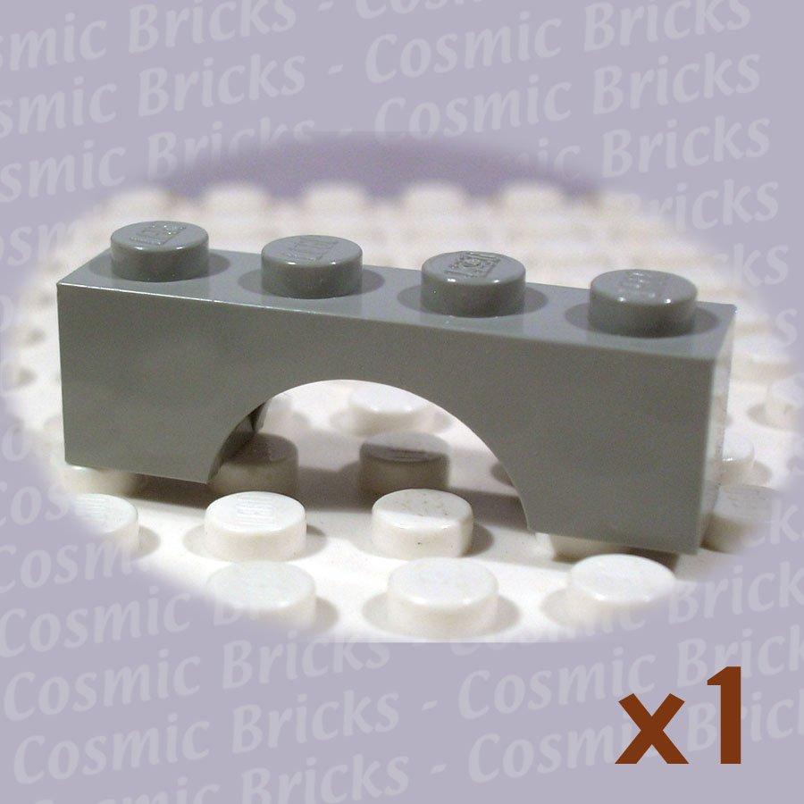 LEGO Light Gray Brick Arch 1x4 3659 (single,N)