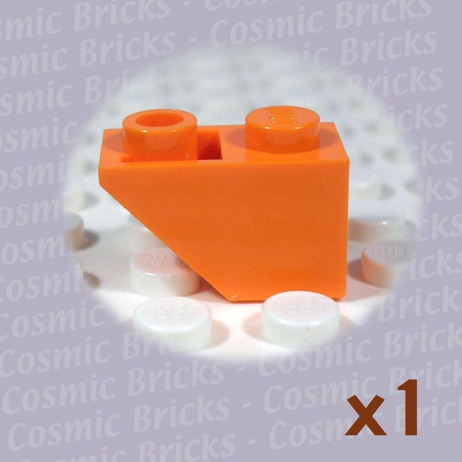 LEGO Orange Slope Inverted 45 2x1 4159195 3665 (single,N)