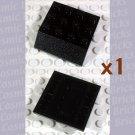 LEGO Black Slope 45 4x4 30182 (single,N)