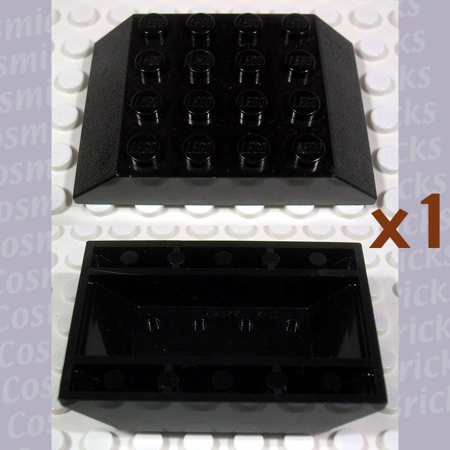 LEGO Black Slope 45 6x4 Double 4116792 32083 (single,U)