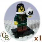 LEGO Collector Series 8 Shakespearean Actor minifigure (single,N)