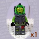 LEGO Atlantis Diver Lance Spears minifigure (single,N)
