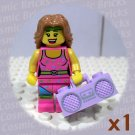 LEGO Series 5 Collectors Fitness Instructor minifigure (single,N)