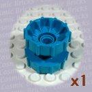 LEGO Bright Bluish Green Technic Tread Hub 32007 (single,U)