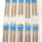 10 set 6 color Erasable  refill Pencil lead 0.5mm  ( USA SELLER )
