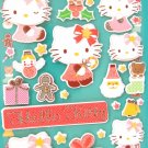 Hello Kitty layered sticker sheet 27 STICKER/ PCS