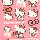 Hello Kitty layered sticker sheet 13 STICKER/ PCS