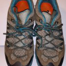 MERRELL Avian Light Sport Canteen Leather Hiking Trail Sneaker Brown Womens 8.5