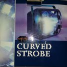 Curved Strobe Light, LITE F/X Attitude Lighting model 1818•X Party, Disco Manual