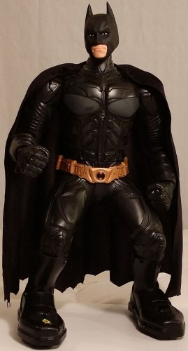 DC Comics Batman Dark Night Action Figure S12 By Thinkway Toys.