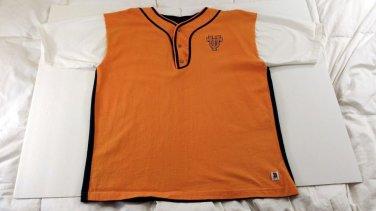 Tennessee Volunteers Baseball Shirt Button Up Men's XL