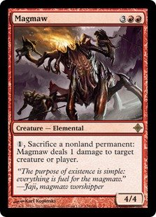 Rise of the Eldrazi Magmaw (RARE)