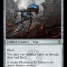 Magic the Gathering Mirrodin Besieged Shimmer Myr