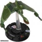 Star Trek Heroclix I.K.S. Korinar #007 w/ Card