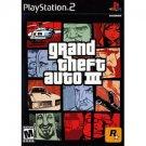 PS2 Grand Theft Auto III