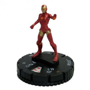 Marvel Heroclix Rescue #002 w/ Card (Common)