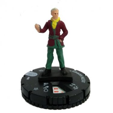 Marvel Heroclix Justin Hammer #008 w/ Card (Common)