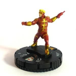 Marvel Heroclix Wasp #016 w/ Card (Common)