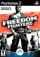 PS2 Freedom Fighters