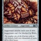 4 x Magic 2011 Juggernaut (playset)